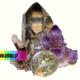 Κρύσταλλοι του Azima