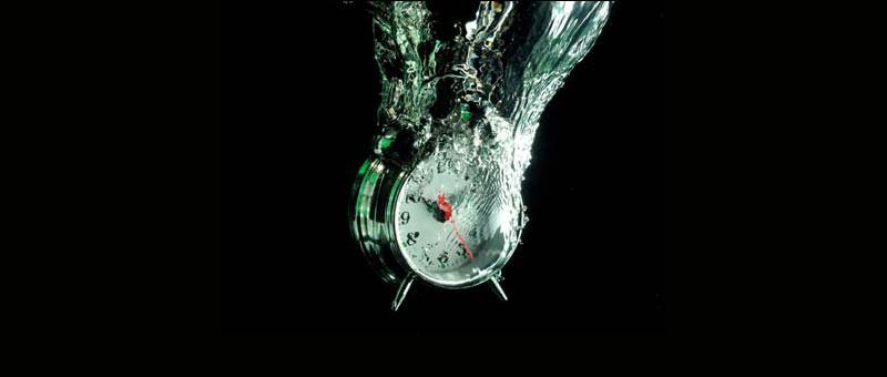 Ρολόι στο κενό
