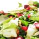 πράσινη φρέσκια σαλάτα