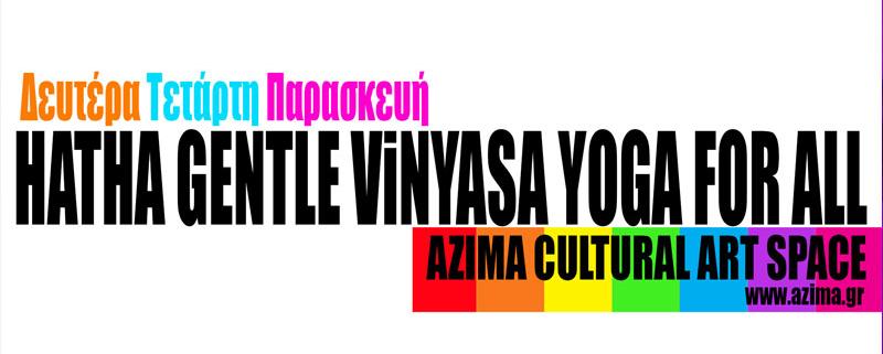 Hatha yoga azima